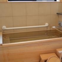 はるのの湯自慢の源泉を使った貸切風呂♪