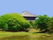 世界最大級の木造建築物 大仏殿