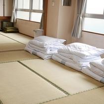 和室17畳のお部屋です。団体のお客様にぴったりの広々としたつくりになっています^^