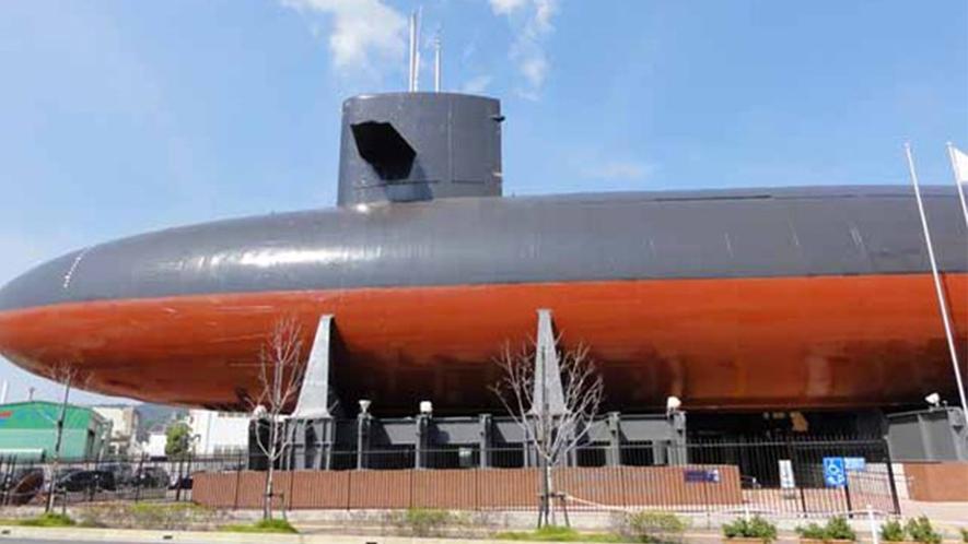 てつのくじら館(海上自衛隊呉史料館):当館よりお車で約50分。海上自衛隊を体感できる史料館です。