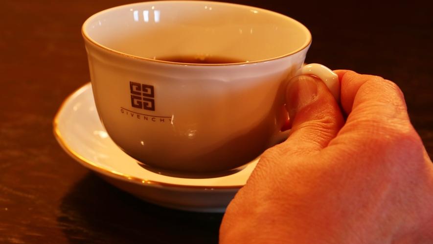 モーニングコーヒー イメージ