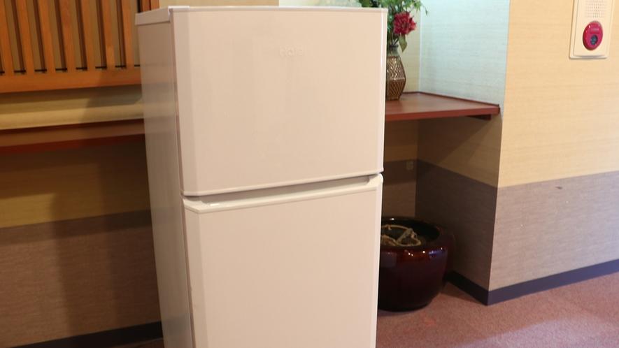 館内設備/共用冷蔵庫