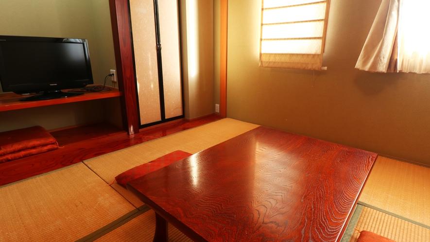 客室一例/和室 ご家族でのご利用にもぴったり