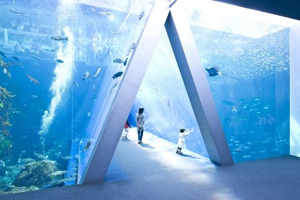 【水族館チケット付き】1泊2食リゾートブッフェ&入場券付きプラン
