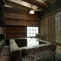 【露天風呂付和室】筋湯温泉の特徴は、良泉!豊な湯量!
