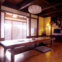 【離れ】小松別荘自慢の離れの間【雪竹庵】ちょっとした贅沢を体感してくださいね♪