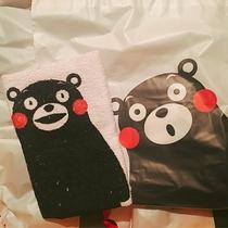 【お子様用トラベルセット】くまモンのタオルをご用意しております