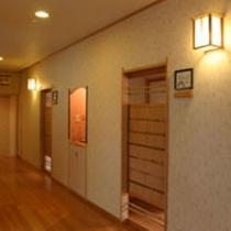 館内はリフォームされ、とてもきれい