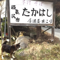 *名湯の北湯沢温泉にあるグルメ&天然温泉のある民宿たかはしへようこそ!