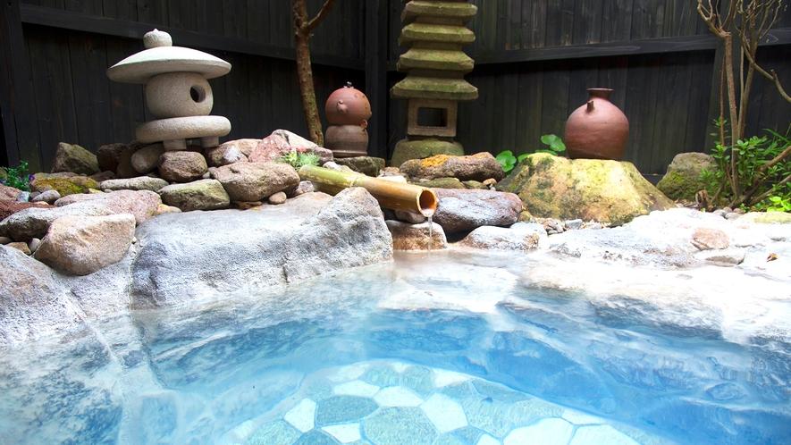 ・100%源泉掛け流しのいで湯をお好きな時間にお好きなだけ…
