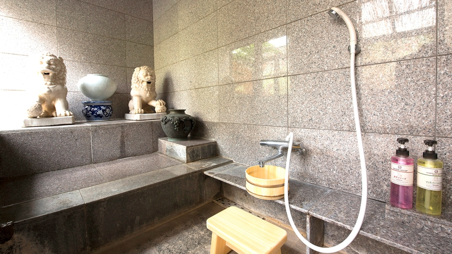 ・洗い場も完備しております