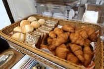 朝食一例(パン)