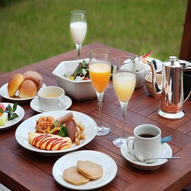 【4つの特典付き】3連泊以上のあなたへ☆彡嬉しいサービス特典付きプラン♪【朝食付】
