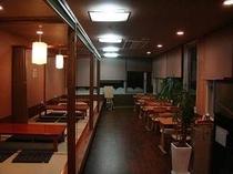 レストラン四季咲