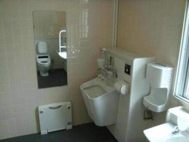 UDトイレ