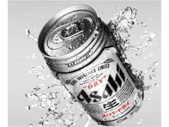 アサヒスーパードライ350ml缶