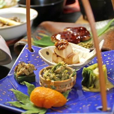 【夕・朝食付】伝統を守り続ける『宿坊山楽荘』で完全調う【精進料理デラックス】