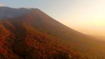 大山の秋は鮮やかに色づく紅葉が心も紅(くれない)に染めてくれます・・・♪