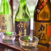 *【利き酒セット】米どころ秋田のお酒をご堪能下さい。