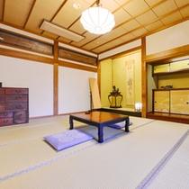 *【10畳/客室一例】「古き良き日本の文化」を肌で感じられます。