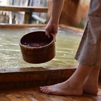*【泉質】湯を上がってからも、温かさがぽかぽかと持続します。