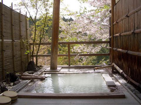 絶景貸切露天風呂
