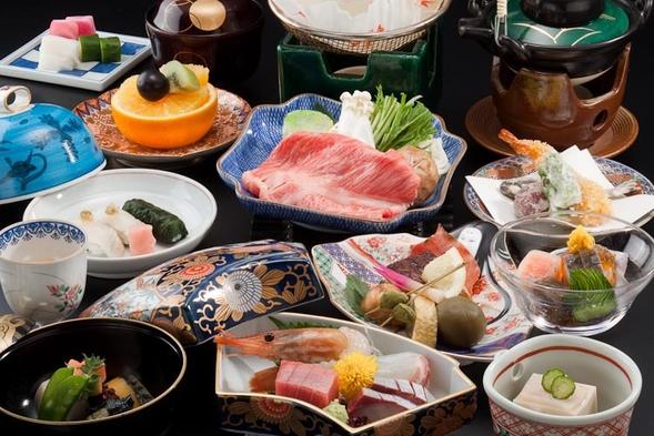 【露天風呂付客室 京近江】 おもてなしプラン 夕食:お部屋食(4名様まで)