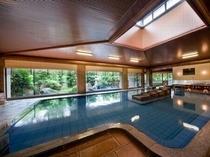 比叡の湯 大浴場