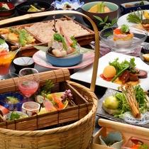【会席料理】四季折々に宮城の旬を詰め込んだ創作会席