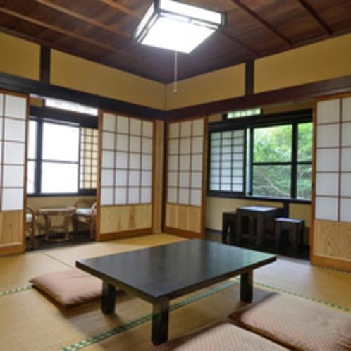 <客室一例>どこか懐かしい畳のお部屋です