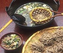 *市場にはほぼ出回らない幻の蕎麦「とうじそば」地元で消費されてしまうため奈川でしか味わえない特別な味