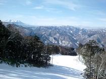 【信州・野麦峠スキー場2】