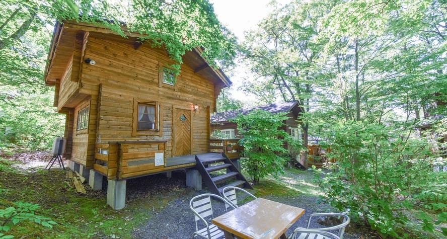 *【プチログハウス】北欧スウェーデン生まれの、小さなログハウス