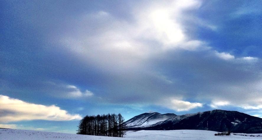 *周辺景色 (冬)