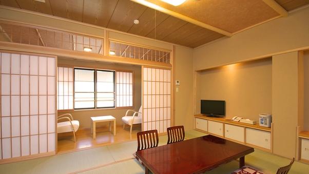 新館(トイレ付) 和室10畳◆禁煙◆清津峡・七ツ釜