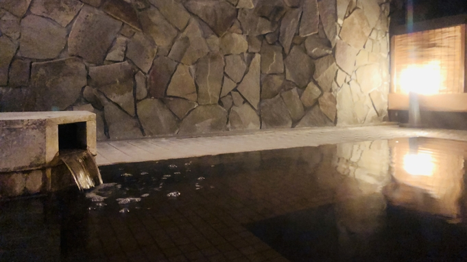 【一泊2食付】季節によって変わる和夕食♪お肌スベスベ自慢の宮中島の湯を満喫!