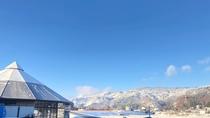 周辺の景色(冬)