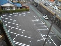 駐車場全景