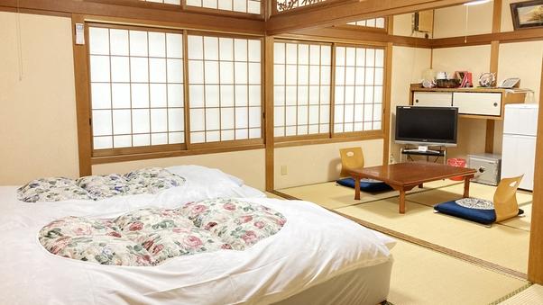 *【禁煙和室10.5畳+6畳】竹&松の間 ※専用トイレあり