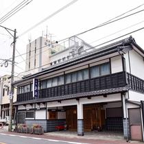 *外観/日奈久温泉駅より車で5分!開湯600年の温泉をお楽しみください