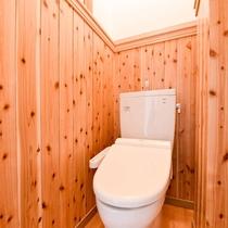 *お部屋(トイレ)/全室ウォシュレット付トイレです。