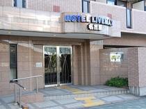 ◇ホテル入口◇