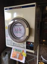ホテル入り口乾燥機