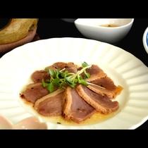 琵琶湖畔御膳 鴨肉