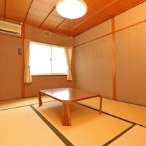 客室 一例(1階建コテージ G棟)