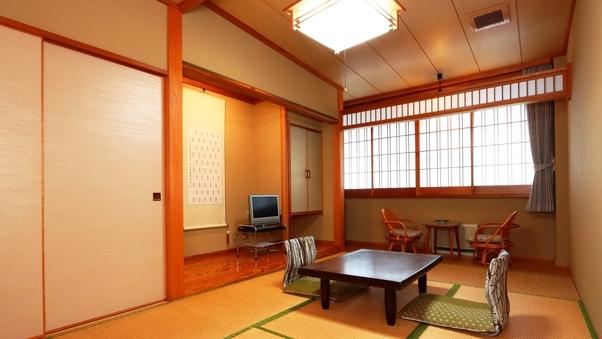 和室7.5畳 (バス・トイレ付)