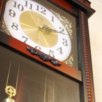 館内イメージ 時計