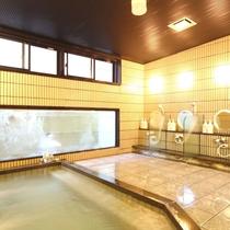 光明石温泉(人口温泉)のお風呂