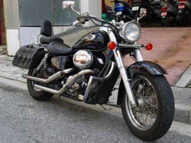 400cc シャドウクラシック