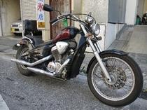 400cc スティード